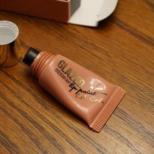 L.A. Girl Glazed Vitamin E Lip Paint Sample Elude